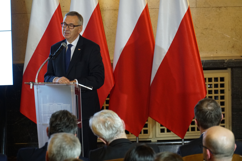 Stanisław Szwed, wiceminister rodziny, pracy i polityki społecznej (fot. PTWP)