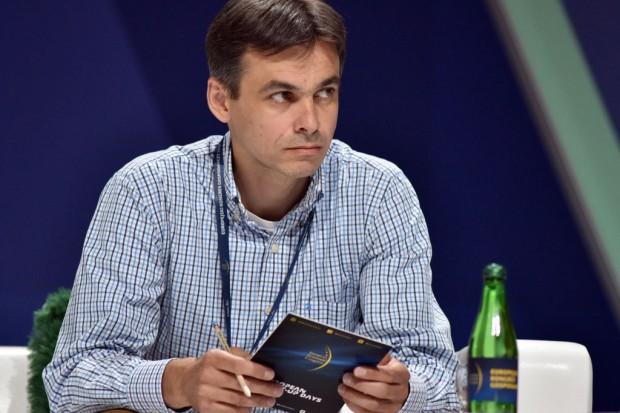Marek Havrda, czeski ekonomista i socjolog. Fot. PTWP