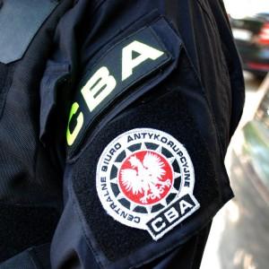 CBA zatrzymało czterech prawników i biznesmena