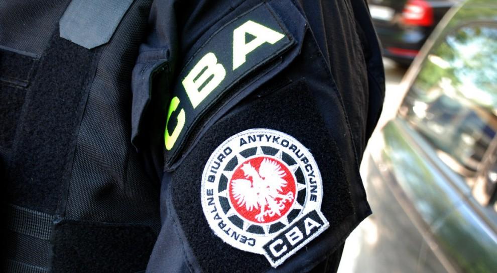 Afera policka: CBA zatrzymało czterech prawników i biznesmena