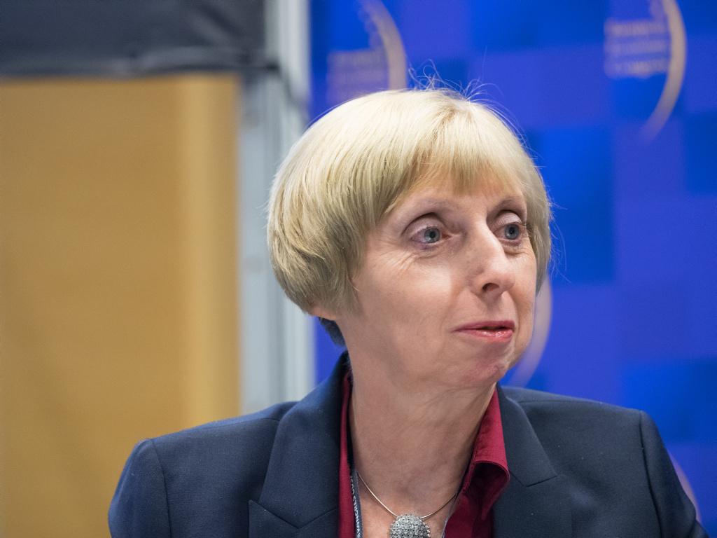 Grażyna Trzpiot, kierownik Katedray Demografii i Statystyki Ekonomicznej, Uniwersytet Ekonomiczny w Katowicach. (Fot. PTWP)