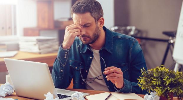 Za dużo stresu w pracy? To wina menedżera i nastawienia