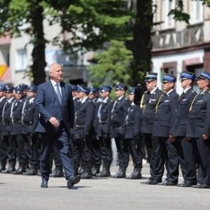 Brudziński: Zaufanie do strażaków bierze się z ich służby i poświęcenia
