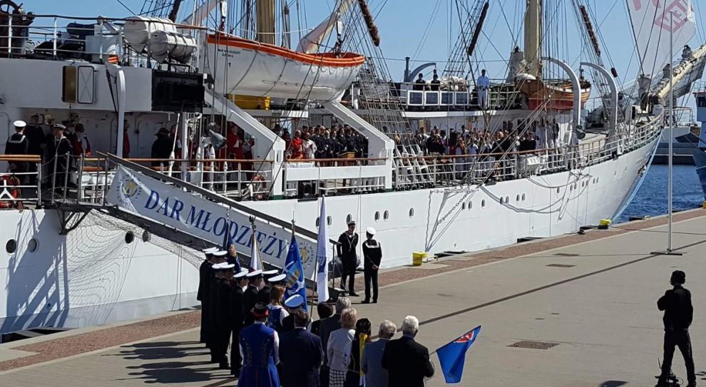 Piotr Gliński: Służba na morzu to służba Polsce