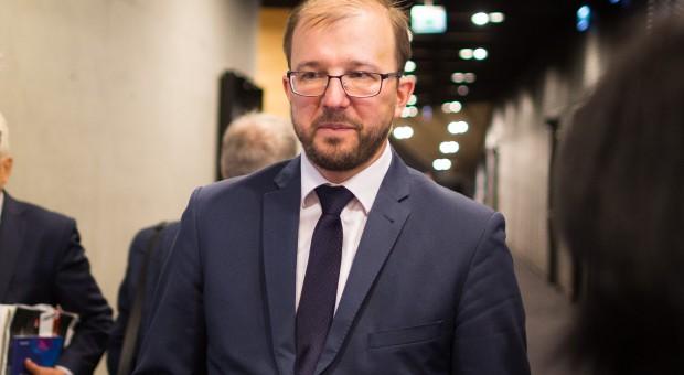 Piotr Dardziński o doktoratach wdrożeniowych. To element większego planu