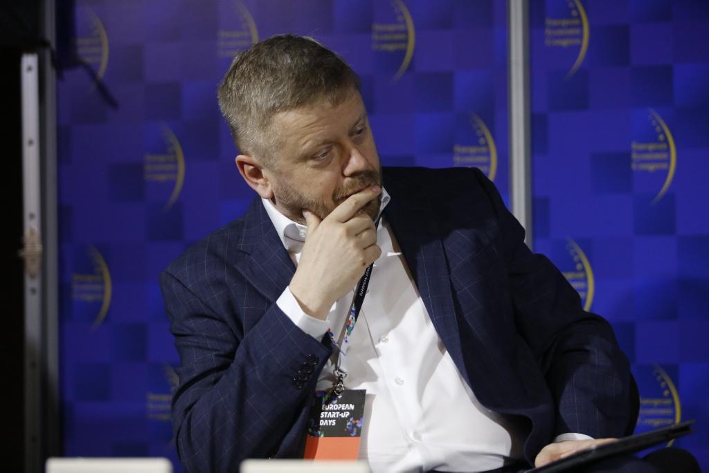 Maciej Witucki, prezes Work Service (Fot. PTWP)