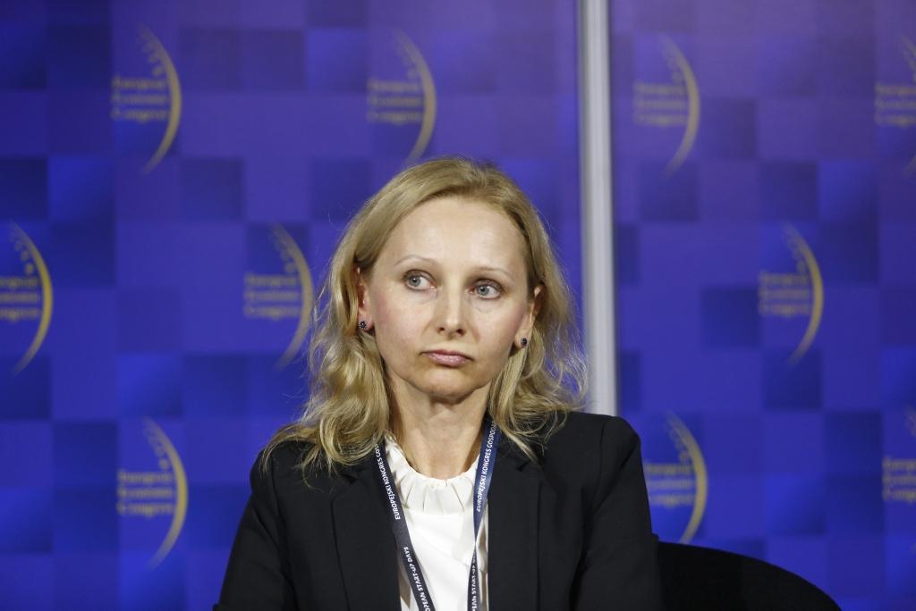 Renata Prys, dyrektor działu people w McDonald's (Fot. PTWP)