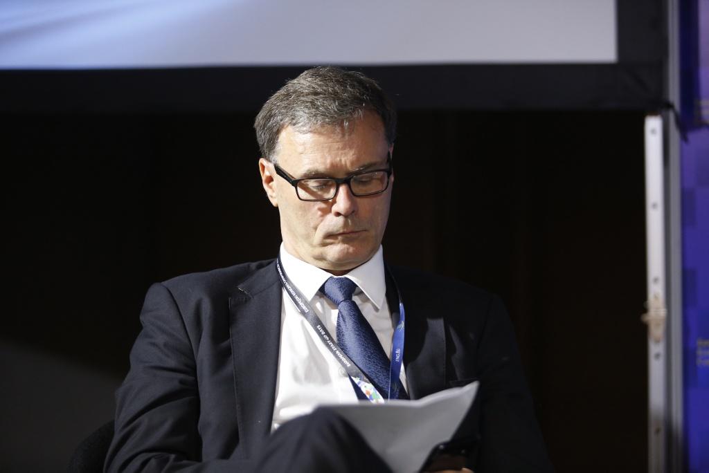 Paweł Wojciechowski, główny ekonomista, Zakład Ubezpieczeń Społecznych (Fot. PTWP)