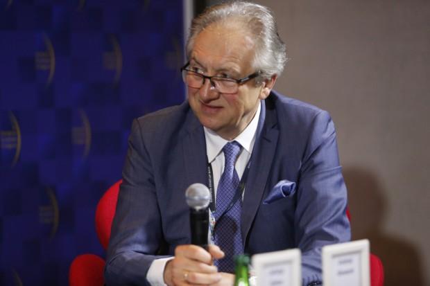 Andrzej Głowacki, prezes DGA Centrum Sanacji Firm (fot. PTWP)