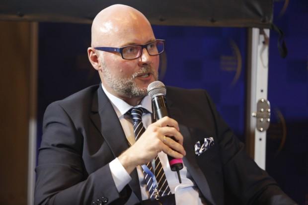 Hubert Stępniewicz, prezes H. Cegielski - Fabryka Pojazdów Szynowych (fot. PTWP)