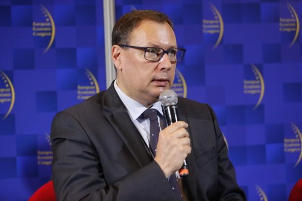 Wiceprezes zarządu ARP Andrzej Kensbok (fot. PTWP)
