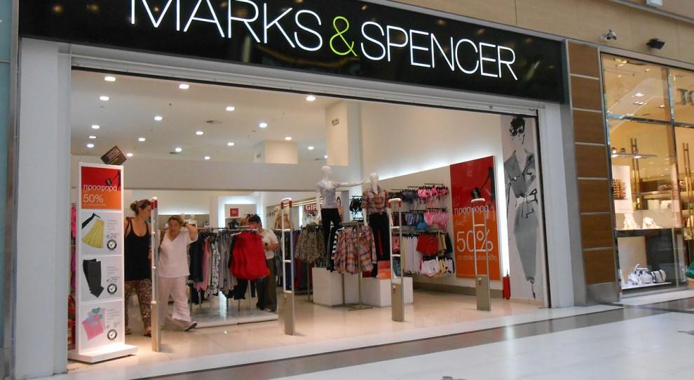 Marks and Spencer zamknie 100 sklepów