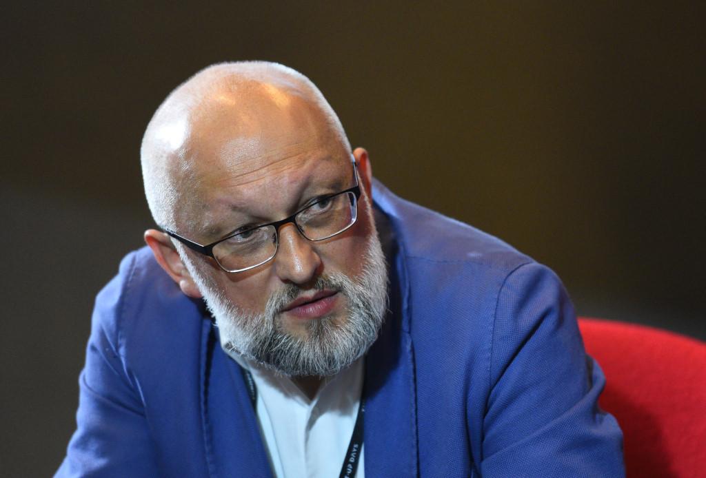 Piotr Wysocki, prezes firmy doradczej Bridge (Fot. PTWP)