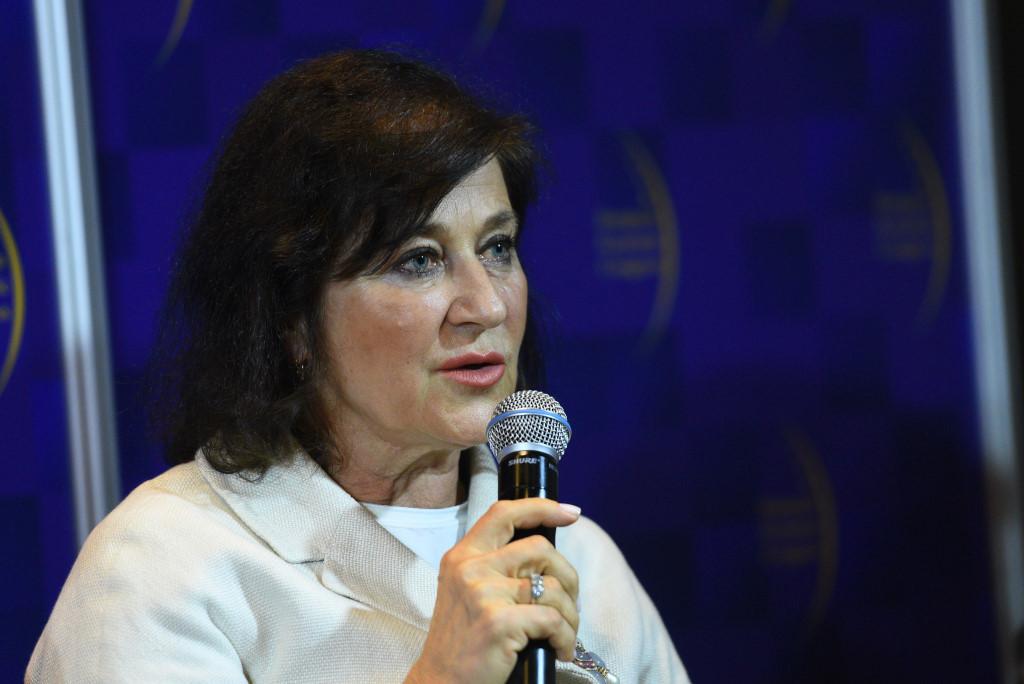 Krystyna Boczkowska, prezes spółki Robert Bosch (Fot. PTWP)