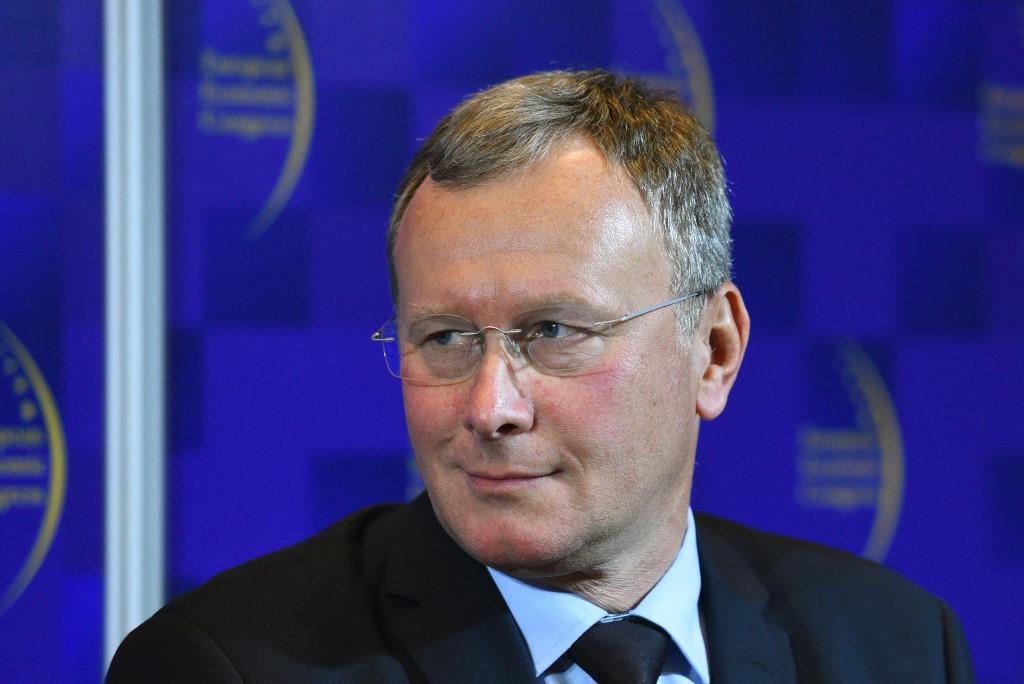 Bogusław Chrobota, redaktor naczelny