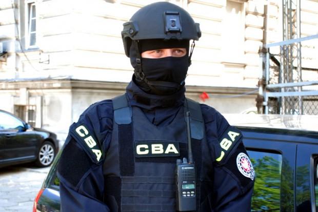 CBA zatrzymało czterech biznesmenów