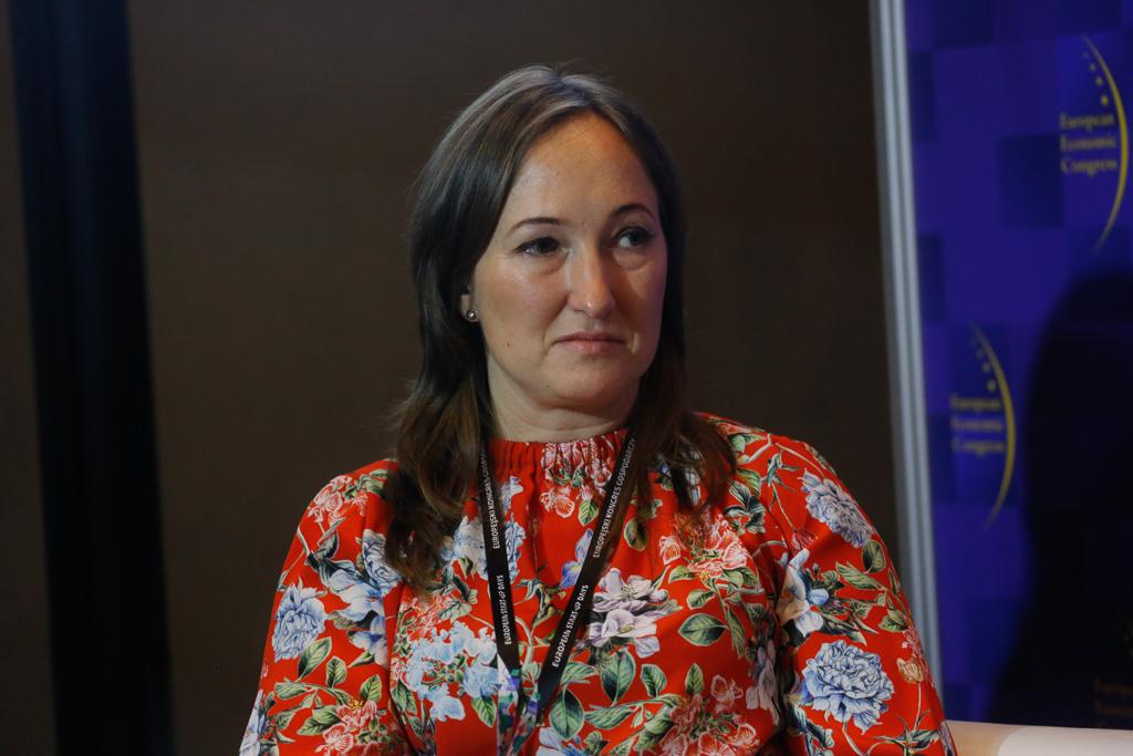 Monika Bajka, prezes Domu Aniołów Stróżów - Stowarzyszenia Pomocy Dzieciom i Młodzieży (Fot. PTWP)