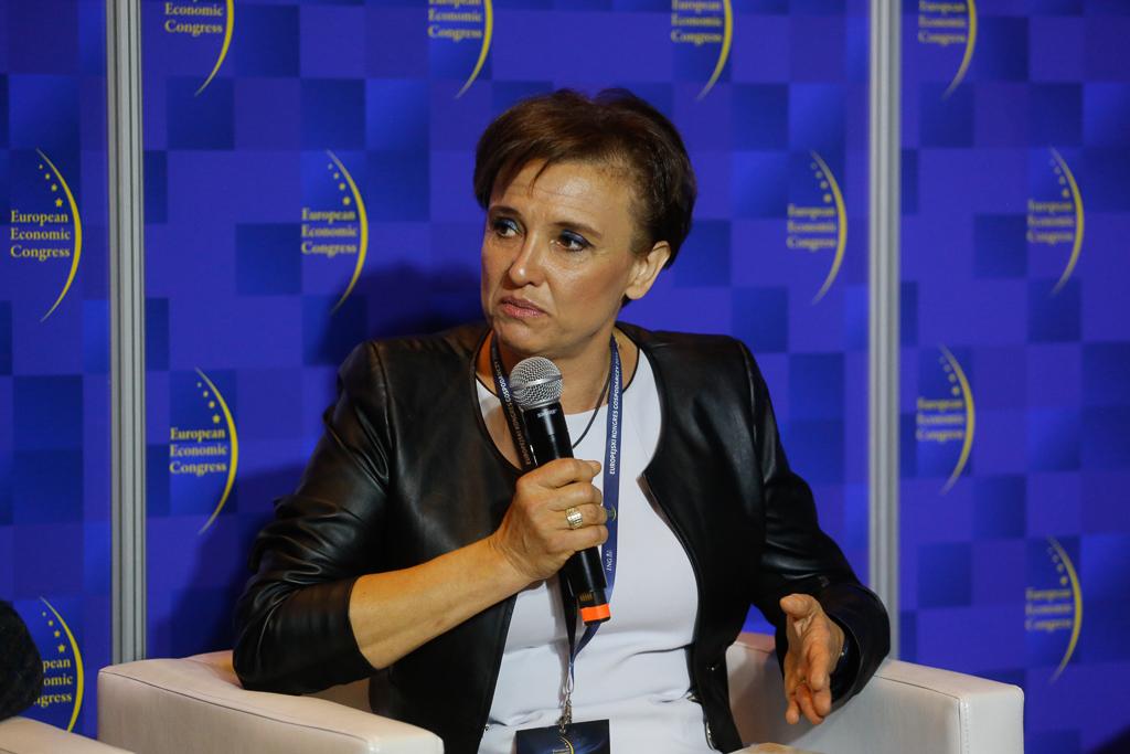 Małgorzata Stelmach, prezes, Fundacja MSD dla Zdrowia Kobiet (Fot. PTWP)