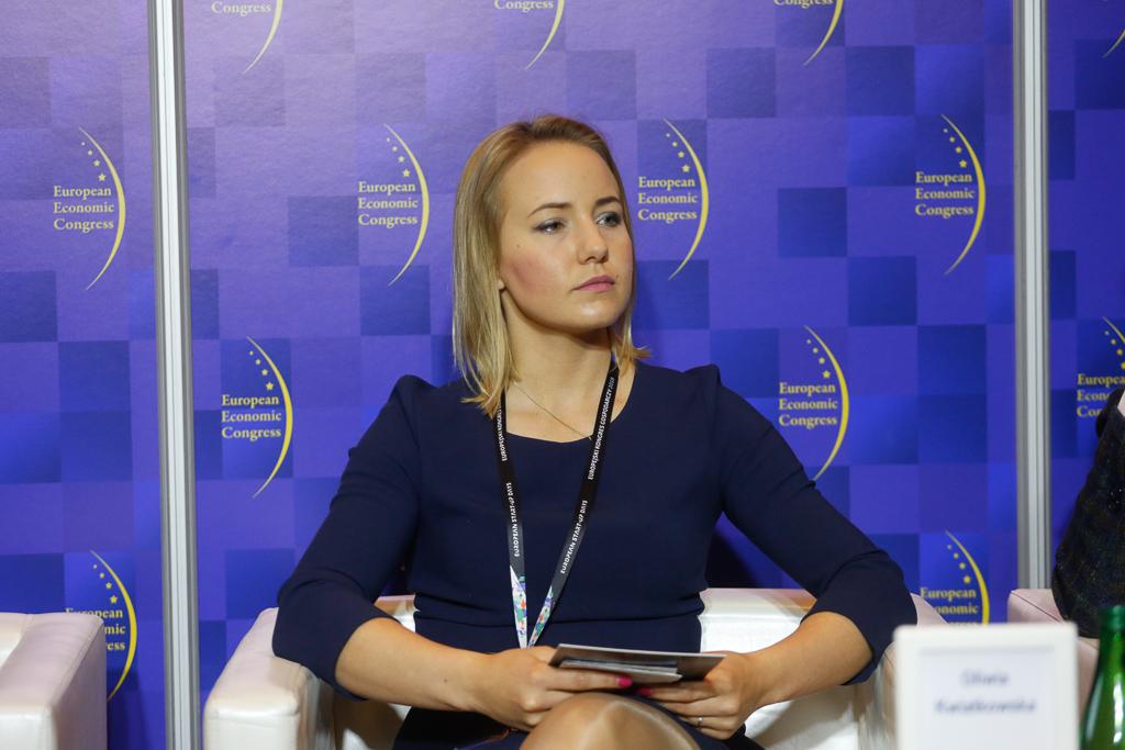 Oliwia Kwiatkowska, partner zarządzająca w TDJ Foundation (Fot. PTWP)