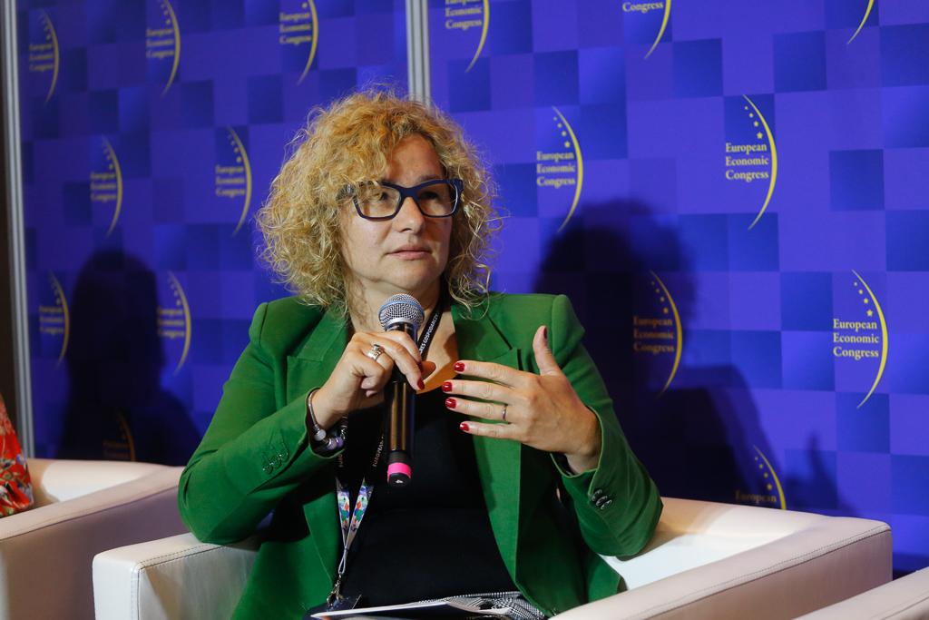 Jolanta Czernicka-Siwecka, prezes Fundacji Iskierka (Fot. PTWP)