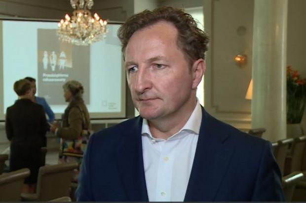 Marian Owerko, wiceprezes Polskiej Rady Biznesu (fot.newseria)