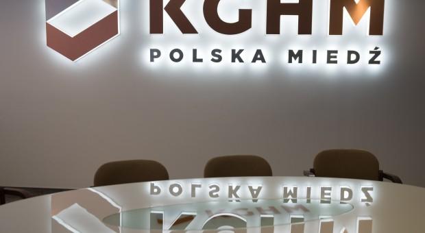 KGHM szuka prezesa i wiceprezesów. Ruszył konkurs na stanowiska