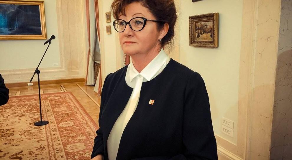 Dorota Gardias ponownie przewodniczącą Forum Związków Zawodowych