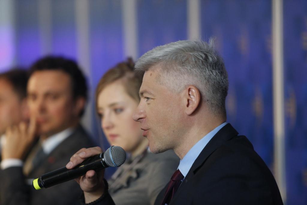 Janusz Dziurzyński, CEO w OEX Business Services. (fot. PTWP)