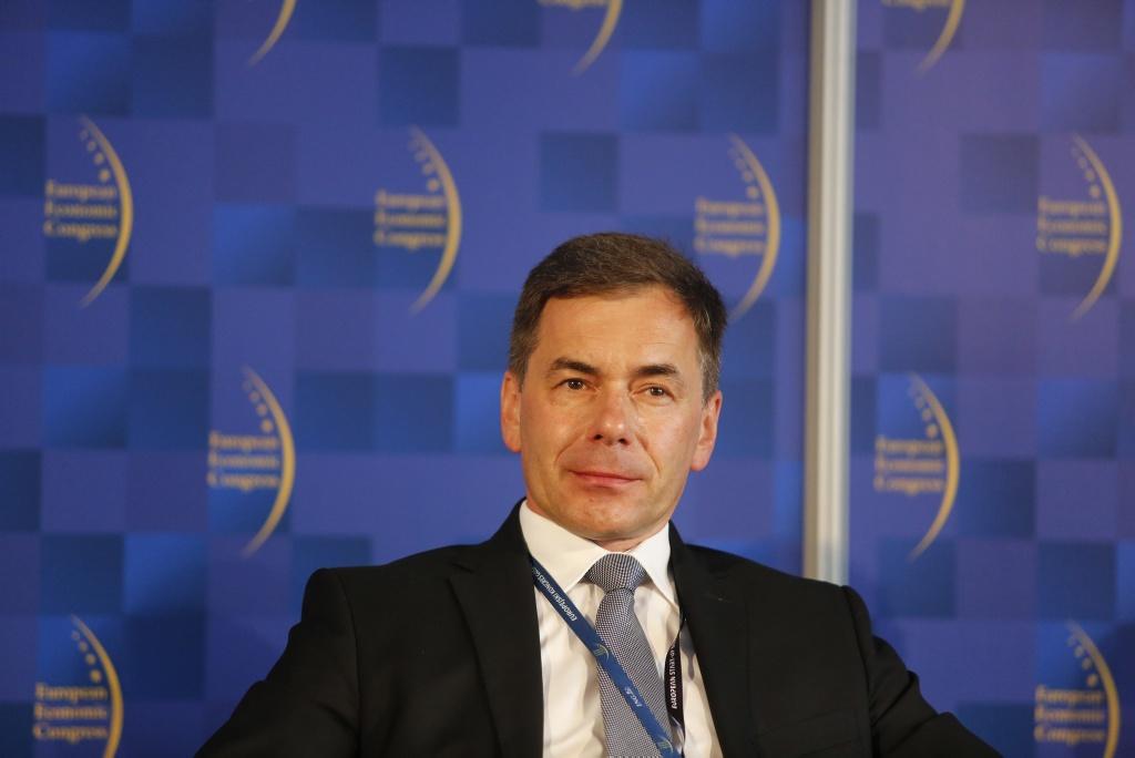 Marcin Nowak, dyrektor zarządzający Cloud Infrastructure Services Eastern Europe z Capgemini Polska. (fot.PTWP)