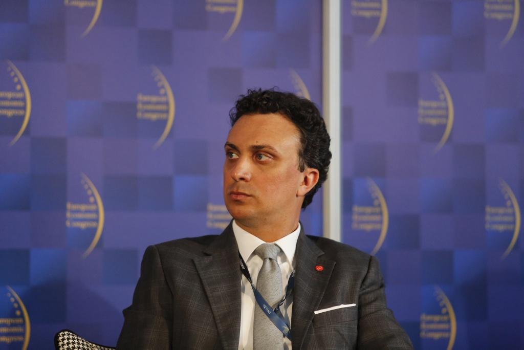 Emilian Mleczak, head of service management w Fujitsu GDC Poland. (fot.PTWP)