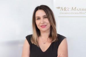 Aneta Klepacka-Kołbuk nową dyrektor w hotelach Mazurkas