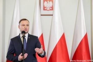 Prezydent: UKSW to ważne miejsce na akademickiej mapie Polski