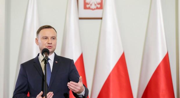 Andrzej Duda: UKSW to ważne miejsce na akademickiej mapie Polski