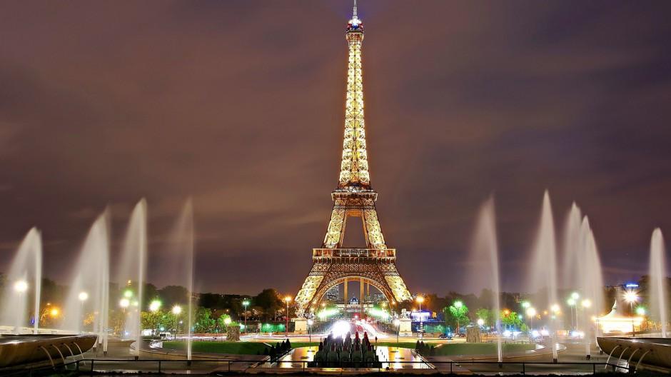 Paryż, Wieża Eiffla, źródło: pixabay.com