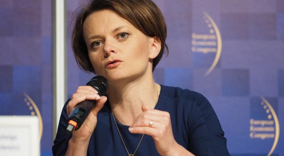 Jadwiga Emilewicz: najwyższy skok wynagrodzeń rok do roku od ponad 5 lat