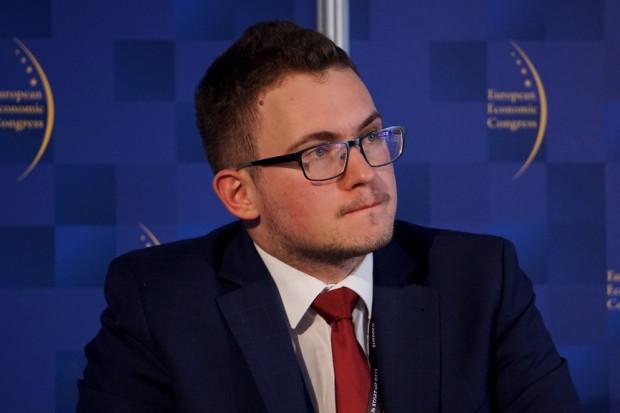 Jan Kopeć, prezydent polskiego oddziału Europejskiego Stowarzyszenia Studentów Prawa (ELSA) (fot. PTWP)