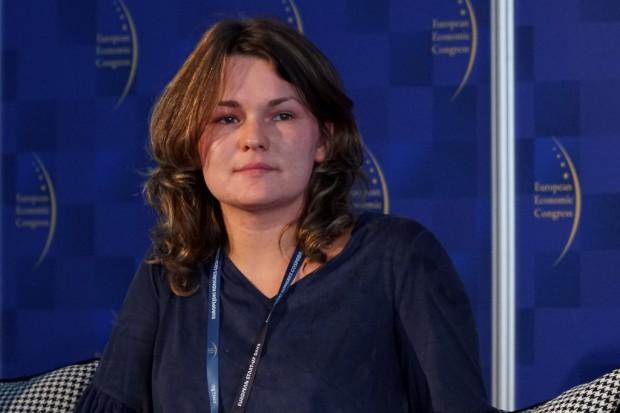 Karolina Gruszczyk z AIESEC Polska