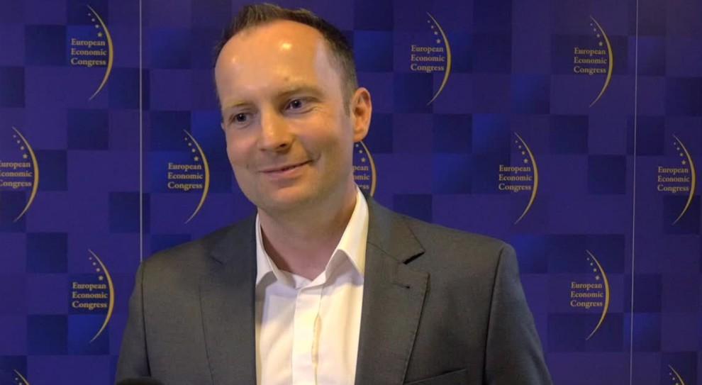 Michał Paprocki: Dzięki robotom pracownicy mogą zająć się bardziej kreatywnymi zajęciami