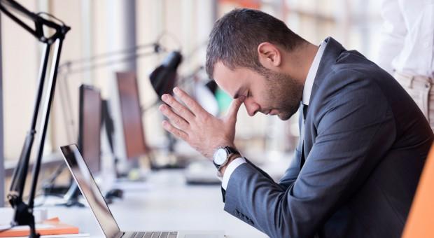 Menedżerowie są bardziej odporni na stres. Nie są jednak niezniszczalni