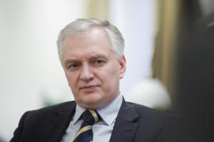 Jarosław Gowin: niższy ZUS zrekompensuje wyższą płacę minimalną