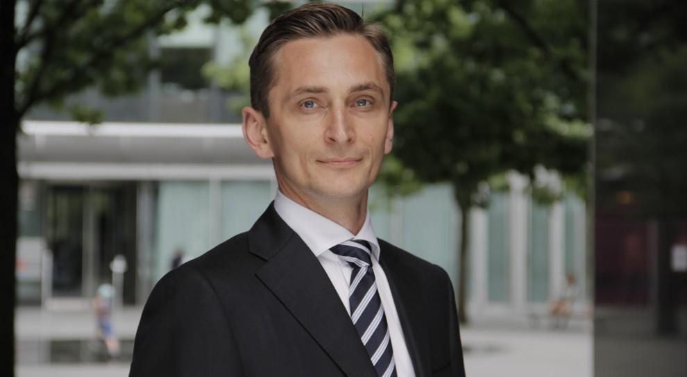 Dariusz Forysiak dyrektorem w Colliers International