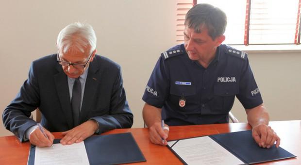 Objezierze: Policja obejmie patronat nad klasami policyjnymi