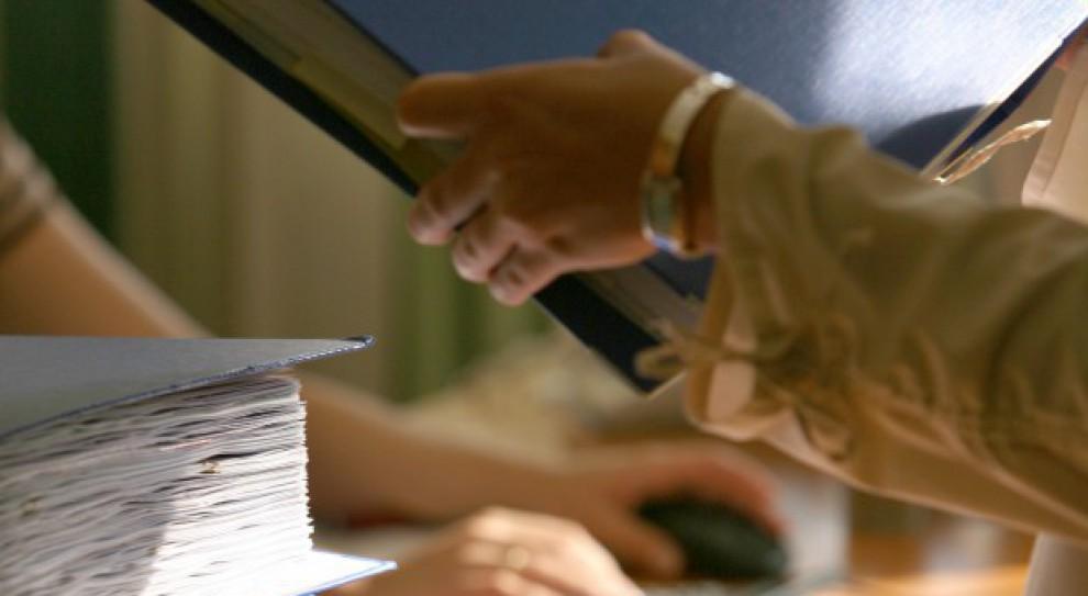 Zezwolenia na zatrudnienie cudzoziemca, Urząd pracy w Grójcu: Brakuje miejsca na składowanie dokumentów