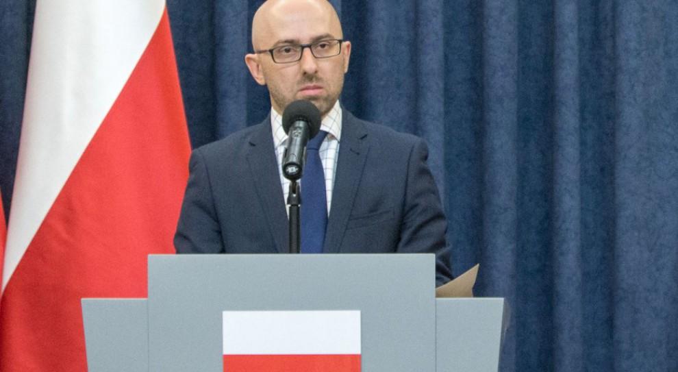 Krzysztof Łapiński: przechodząc z Sejmu do Kancelarii Prezydenta obniżyłem swoje wynagrodzenie