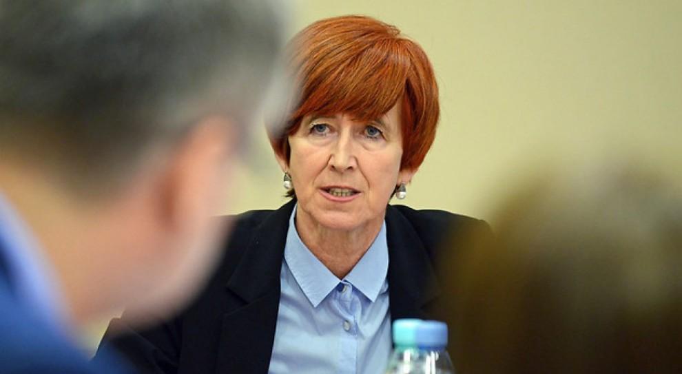 Elżbieta Rafalska: W czerwcu liczba bezrobotnych spadnie poniżej miliona