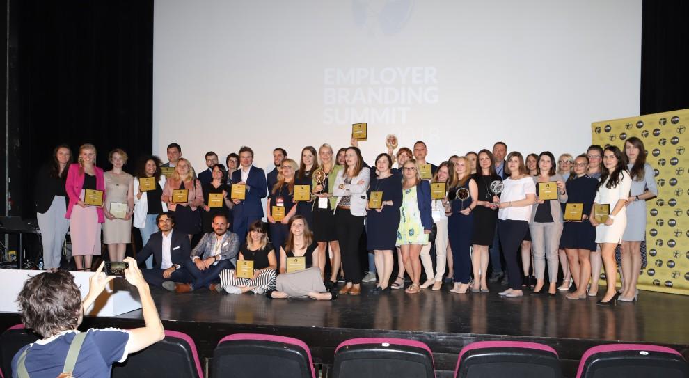 Które firmy i zespoły najlepiej dbają o employer branding? Oto wyniki konkursu