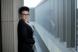 Agnieszka Głowacka, członek zarządu Erbudu