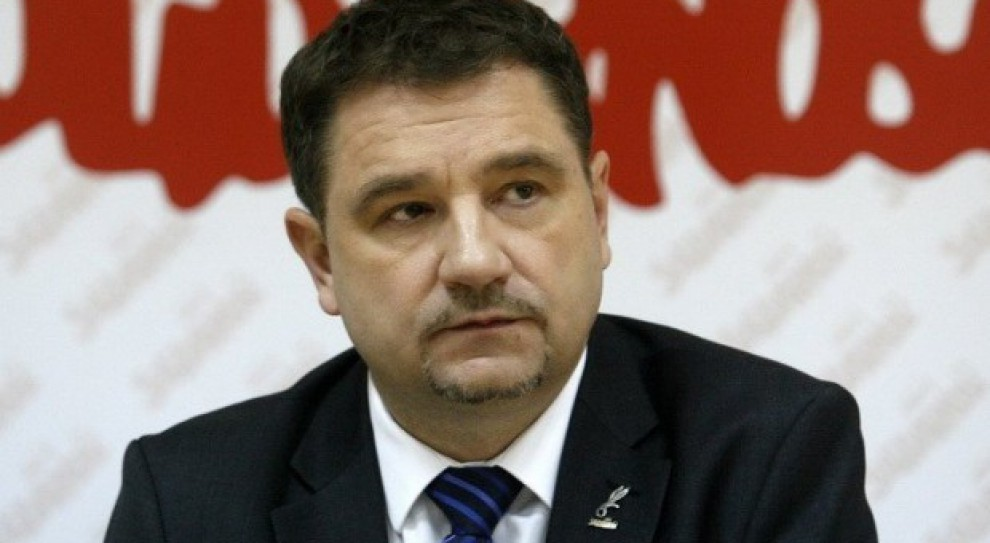 Piotr Duda chce kolejną kadencję kierować Solidarnością