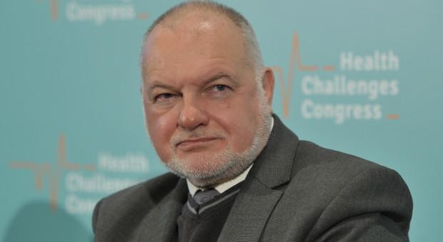 Andrzej Jacyna prezesem NFZ