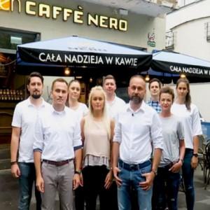 Kłopotów Green Caffè Nero ciąg dalszy. Zarząd i pracownicy dziękują za wsparcie